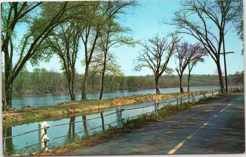 Along the Delaware in Bucks County