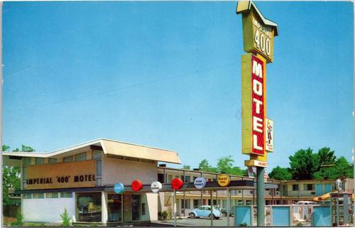 Imperial 400 Motel Provo Utah