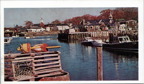 See the USA in a Chevrolet Kennebunkport Harbor
