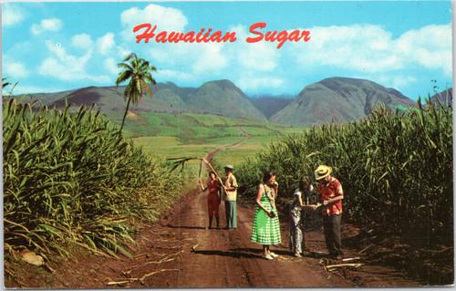 Hawaii sugar
