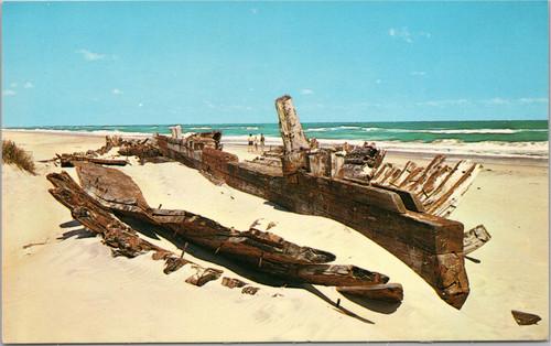 Laura Barnes Shipwreck