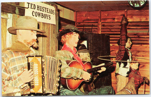 Ted Hustead's Badlands Cowboys