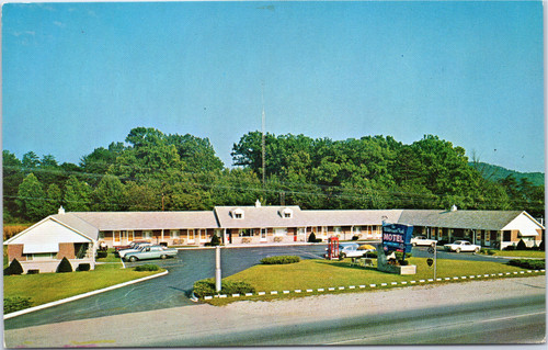 The Wilderness Trail Motel Inc