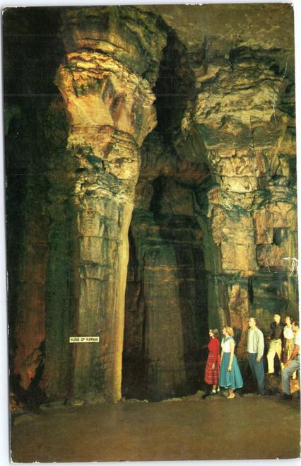 Mammoth Cave Nat'l Park -  Ruins of Karnak