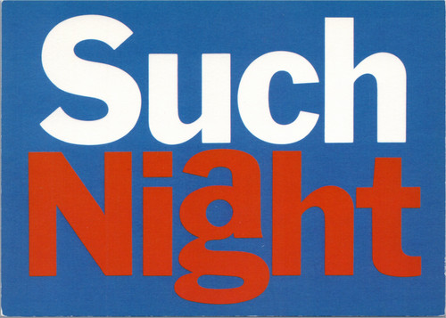 Such a Night - Sweden