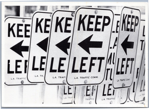 Dennis Hopper Keep Left