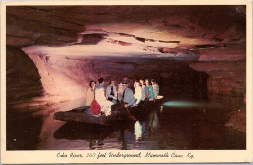 Mammoth Cave Nat'l Park - Echo River