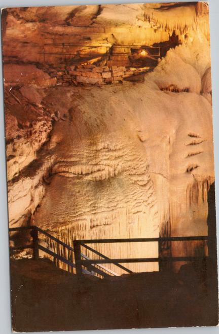 Mammoth Cave Nat'l Park -  Frozen Niagara