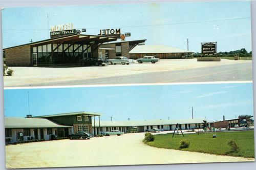 Bennettsville Motel Brandin' Iron Restaurant