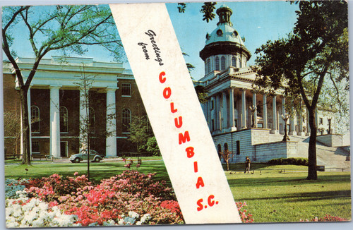 The State House, Columbia S.C.