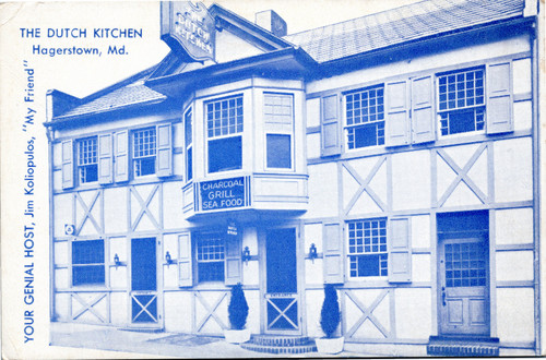 The Dutch Kitchen Hagerstown MD
