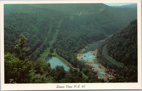 Scenic View U.S. 60