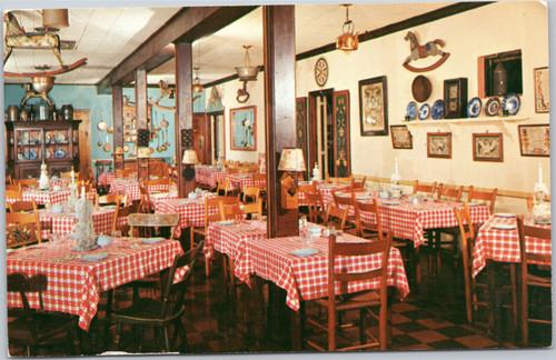 Water Gate Inn restaurant