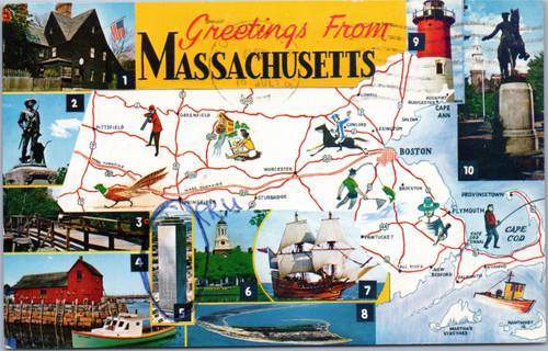 Greetings from Massachusetts