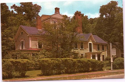 Samuel Whitney Home