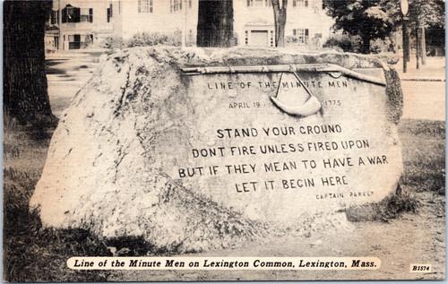 Minute Men memorial