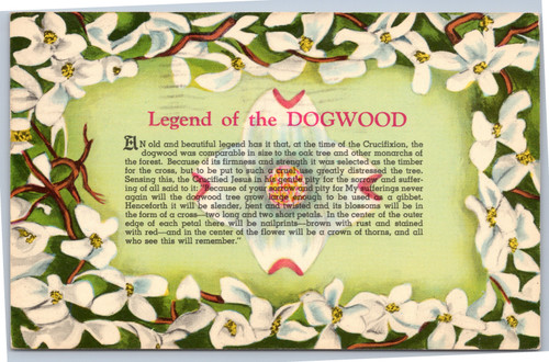 Legend of the Dogwood