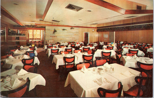Paradise Café, Detroit, Michigan