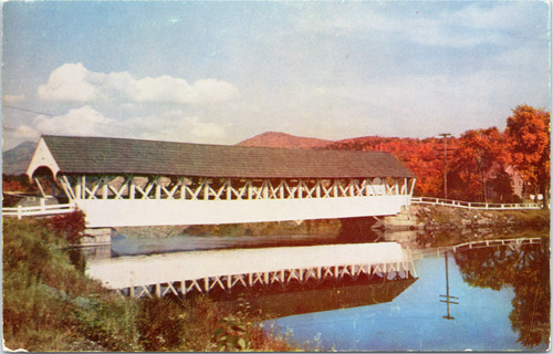 Covered Bridge Groveton