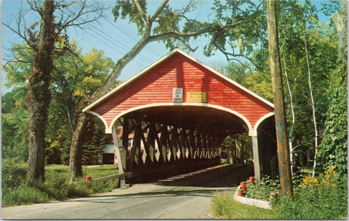 Covered Bridge Lancaster