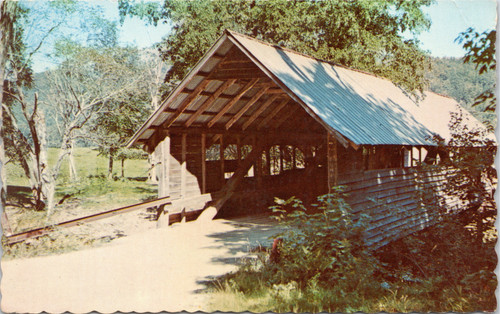 Bump Covered Bridge No. 43