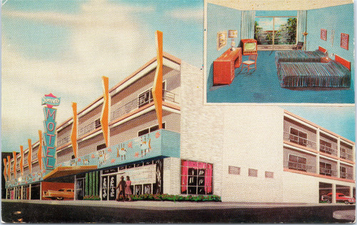 The Sorrento Motel