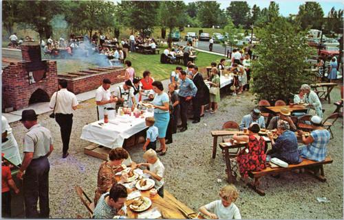 Frankenmuth chicken barbecue