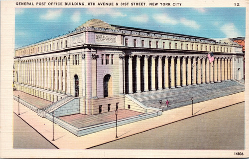 New York City - post office