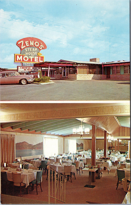 Zeno's Steak House and Motel