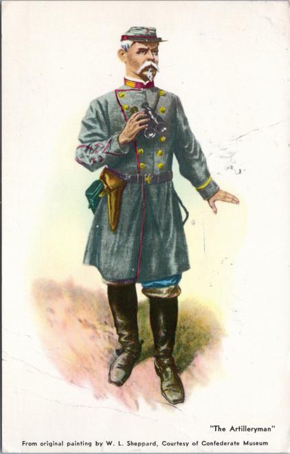The Artillery Man