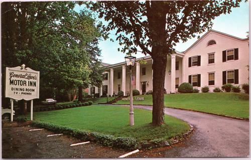 General Lewis Motor Inn