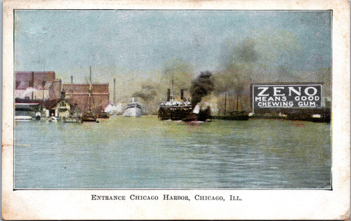 chicago Harbor Oneonta Grocery