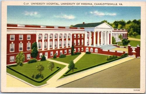 University Hospital, University of Virginia