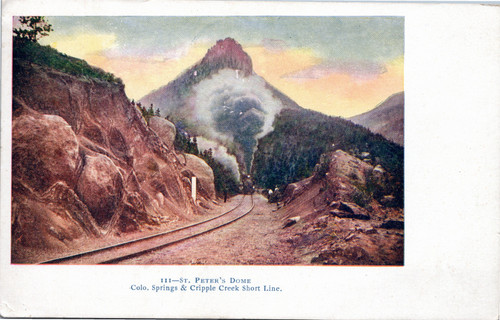 Cripple Creek Short Line