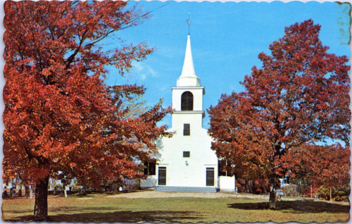 New England Meeting House