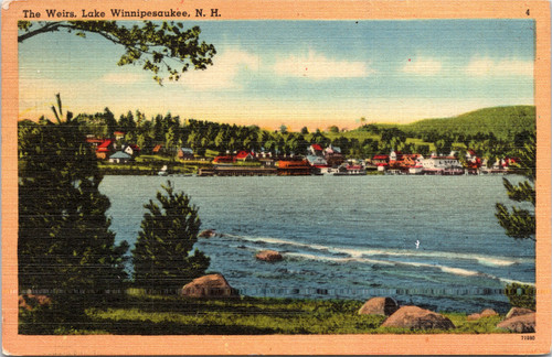 The Weirs, Lake Winnipesaukee