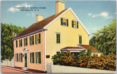 Thomas Bailey Aldrich House