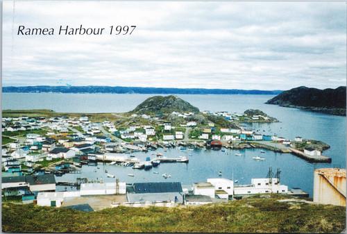 Ramea Harbor