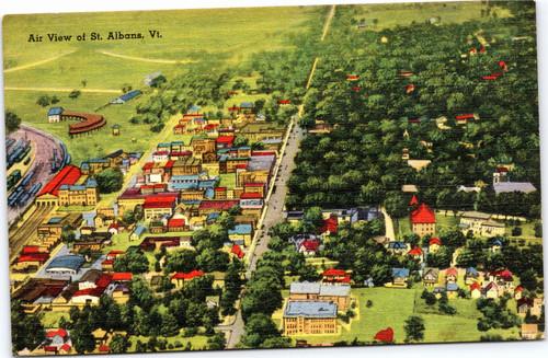 St. Albans Vermont