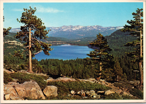 Donner Lake California