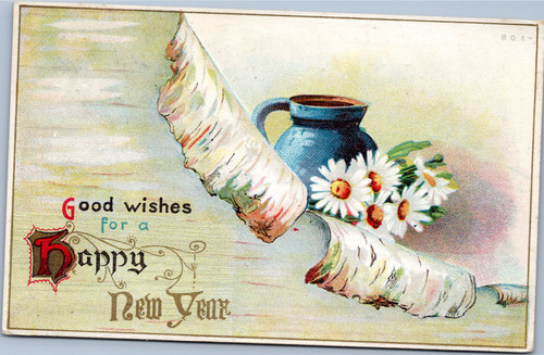 Good Wishes for a Happy New Year