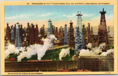 Signal Hill Oil District