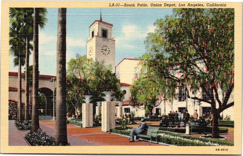 LA Union Depot