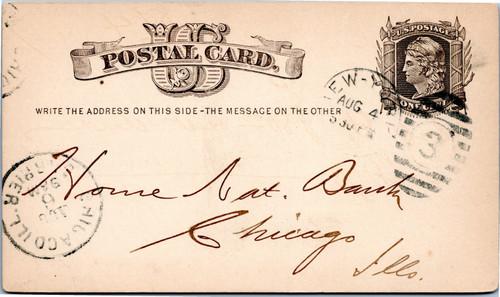 US Postal Card Bank