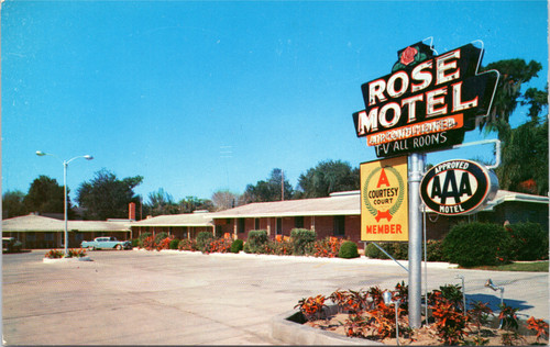 Winter Haven motel
