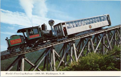 White Mountain Cog Railway