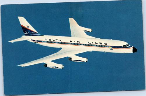 Delta Convair plane