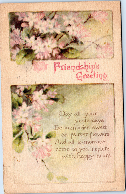 Friendship Greetings