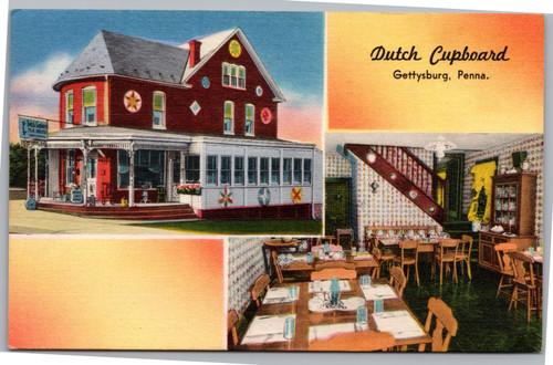 Gettysburg Dutch Cupboard