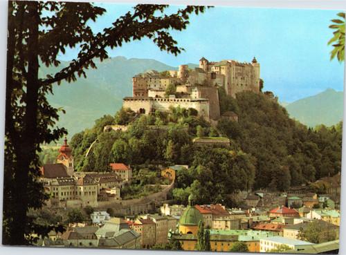 Salzburg - Fort Hohensalzburg